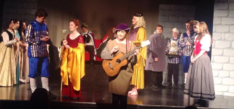 BWW Reviews: IACT Produces ONCE UPON A MATTRESS