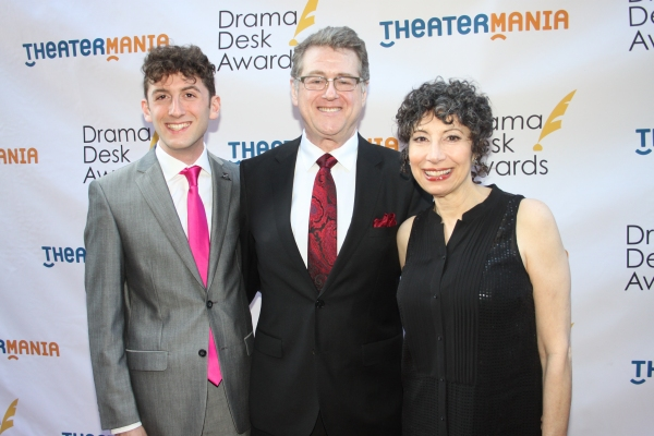 Photos: On the Red Carpet at the Drama Desk Awards- Part 1