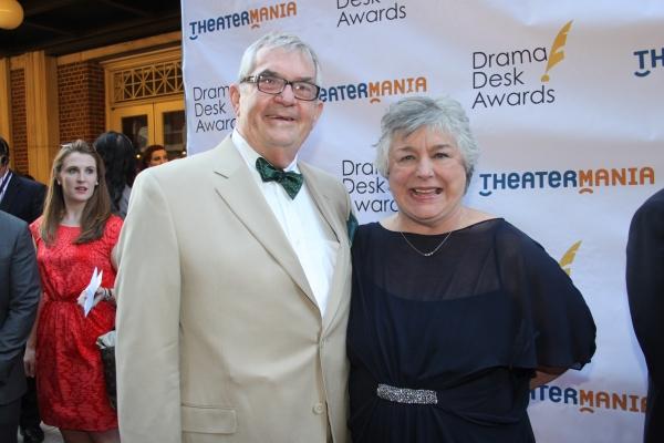 Barbara Andres and Andy