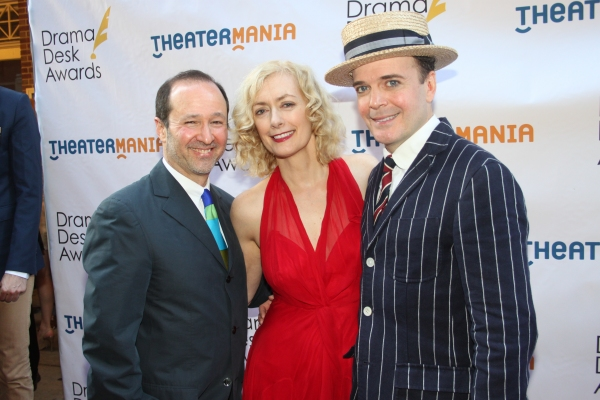 Steven Lutvak, Susan Lyons and Jefferson Mays