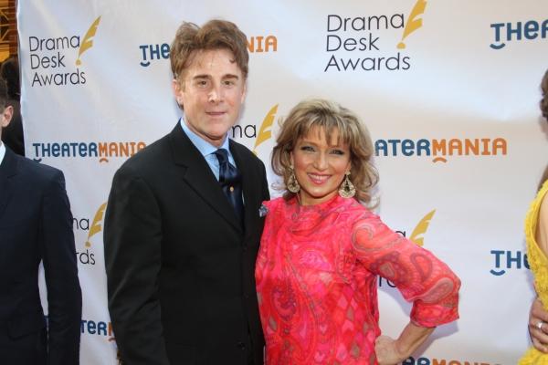 Sal Viviano and Liz Larsen