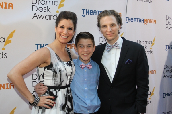 Stephanie J. Block, Sebatian Arcelus and guest