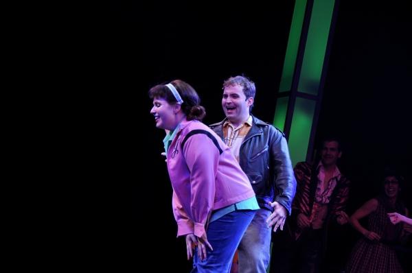 Leela Rothenberg and Matt Wood