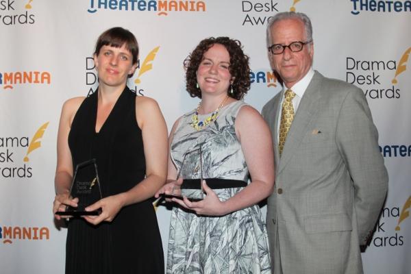Sarah Benson, Cynthia Flowers and Jon Denbrow