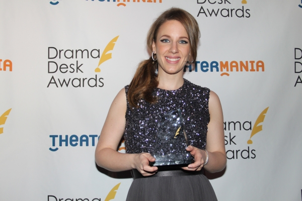 Photo Coverage: Inside the Drama Desk Awards Winners' Room with Mays, McDonald, Cranston, Mueller, Harris & More!