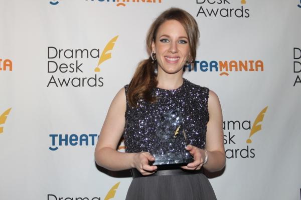 Photos: Inside the Drama Desk Awards Winners' Room with Mays, McDonald, Cranston, Mueller, Harris & More!