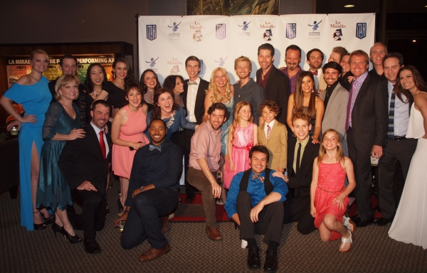 Photo Coverage: LES MISERABLES Curtain Call and Press Night Celebration At La Mirada Theatre - James Barbour, Anthony Fedorov and More!