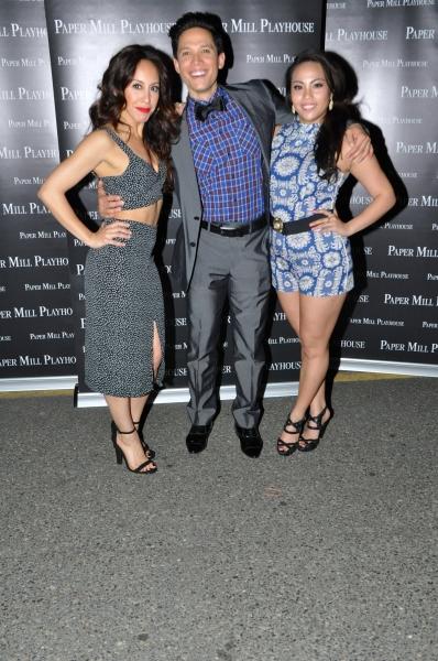 Kat Nejat, Kevin Santos and Gillian Munsayac