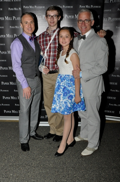Larry Elardo, Stephen Hoebee-Elardo, Ashley Hoebee-Elardo and Mark S. Hoebee (Producing Artistic Director)