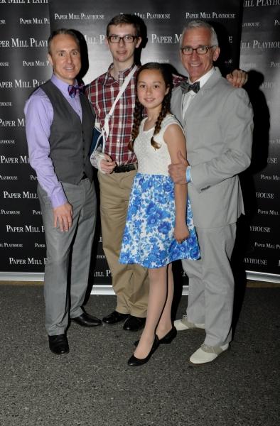 Larry Elardo, Stephen Hoebee-Elardo, Ashley Hoebee-Elardo and Mark S. Hoebee (Producing Artistic Director)