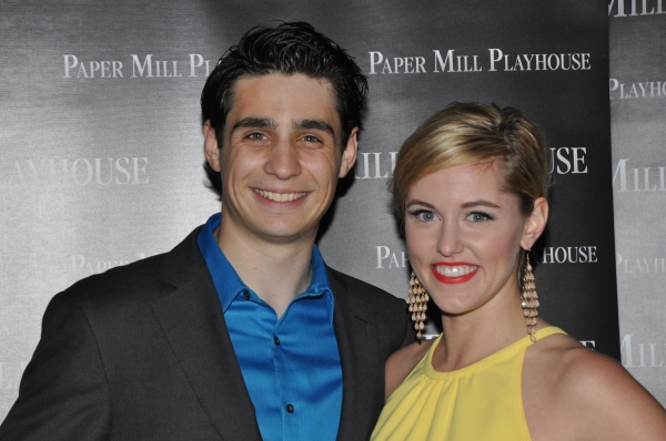 Bobby Conte Thornton and Taylor Louderman