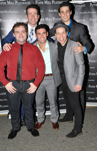 Sean Patrick Doyle,Bobby Conte Thornton,  Matt Wood, Tommy Bracco and Robin De Jesus