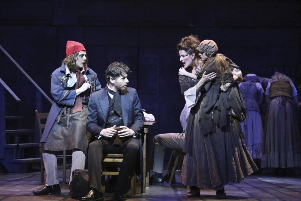 Photo Flash: First Look at James Barbour & More in La Mirada Theatre's LES MISERABLES, Now Playing Through 6/22
