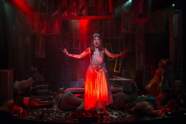 Photo Flash: First Look at Bailiwick Chicago's CARRIE: THE MUSICAL, Now Playing Through 7/12