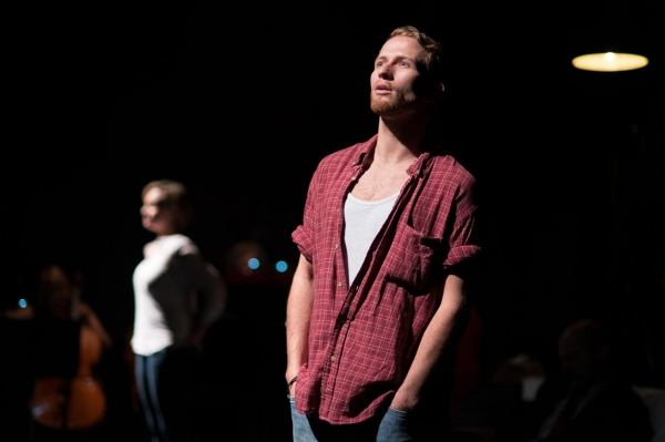 Photo Flash: First Look at Jerome Pradon, Charlotte Wakefield & More in PICTURE PERFECT