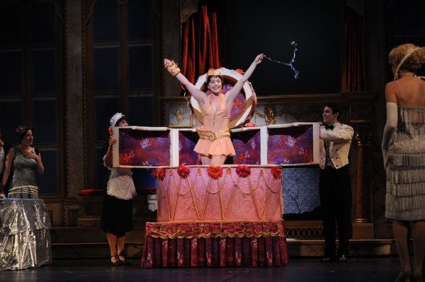 Photo Flash: First Look at David Elder, Mary Michael Patterson, Ashley Spencer & More in Pittsburgh CLO's SINGIN' IN THE RAIN