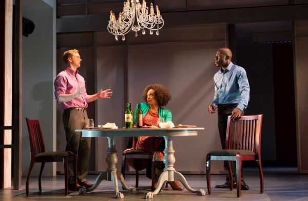 Photo Flash: First Look at Huntington's SMART PEOPLE, Now Playing Through 6/29