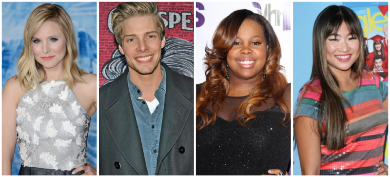 Breaking News: Kristen Bell, Hunter Parrish, Amber Riley, Jenna Ushkowitz & More to Lead HAIR at The Hollywood Bowl