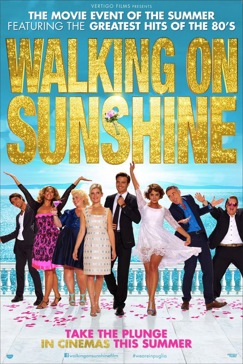 Leona Lewis Performs Title Track Of New Movie Musical WALKING ON SUNSHINE