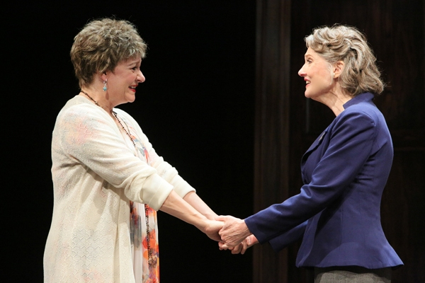 Photo Flash: Annette O'Toole Stars in Two River Theater's THIRD, Directed by Michael Cumpsty, Opening Tonight