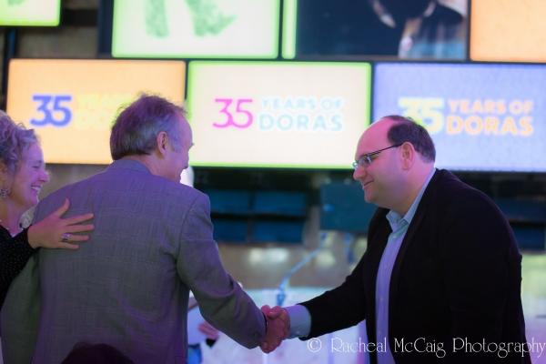 Photo Flash: Inside Today's Dora Awards Press Announcement