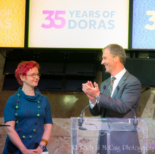 Photo Flash: Inside Today's Dora Awards Press Announcement