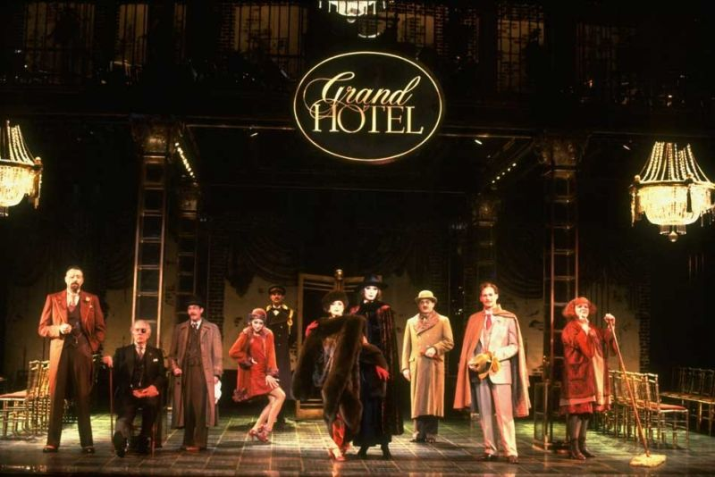 30 Days Of The 2014 Tony Awards: Day #6 - CITY OF ANGELS Vs. GRAND HOTEL