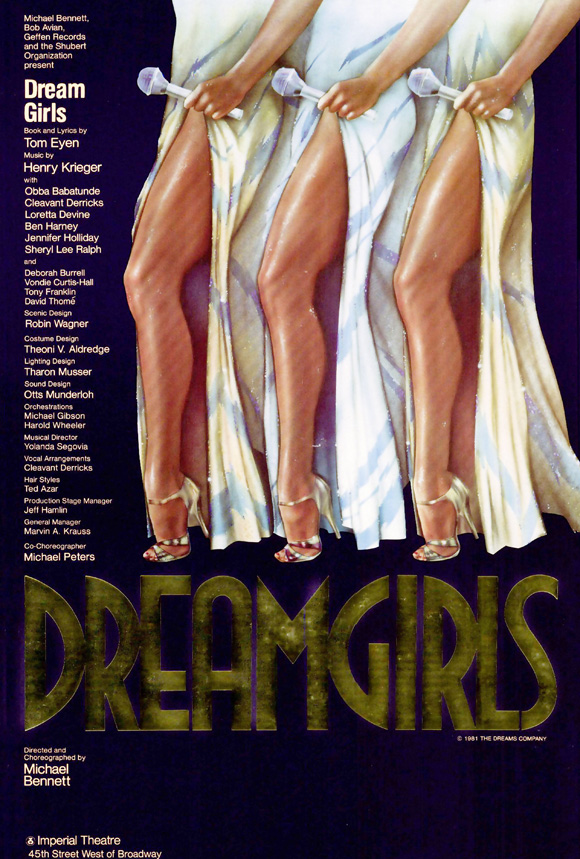30 Days Of The 2014 Tony Awards: Day #5 - NINE Vs. DREAMGIRLS