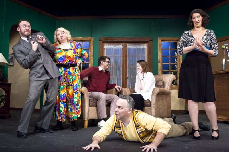 BWW Reviews: BLT's Foxy Foxes in FOX ON THE FAIRWAY