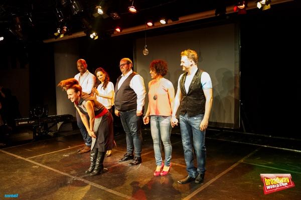 PHOTO FLASH: 'Human Again' en el Nuevo Teatro Alcalá