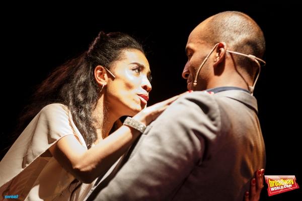 Daniela Pobega y David Comrie Photo