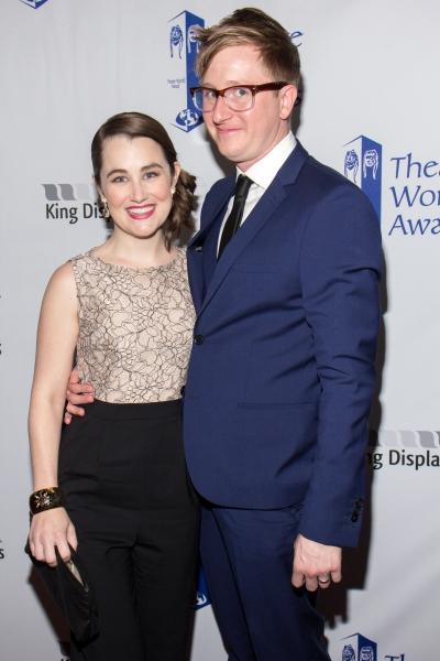 Lauren Worsham, Kyle Jarrow