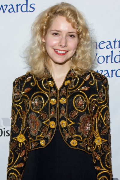 Photo Coverage: On the Red Carpet at the 2014 Theatre World Awards!