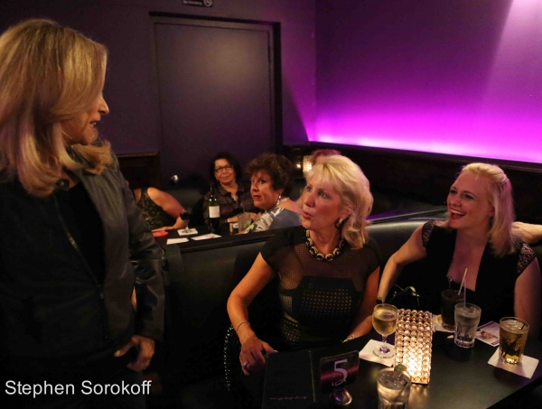 Photo Coverage: JAMIE DEROY & FRIENDS Celebrates Broadway with Tony Award Winners at The Metropolitan Room