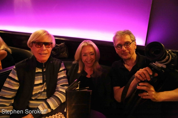 Check Steffan, Eda Sorokoff, Richard Termine