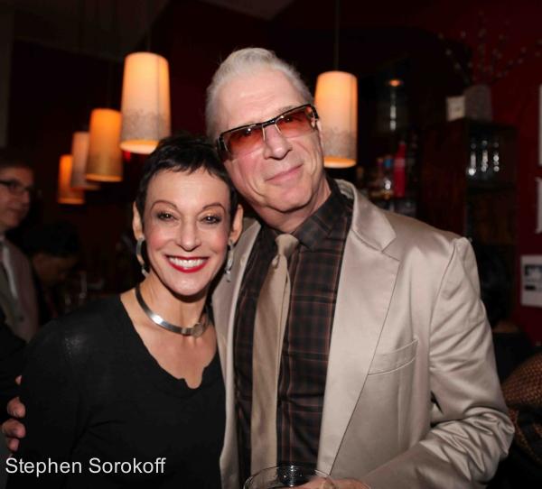 Giselle Wolf & Ron Abel