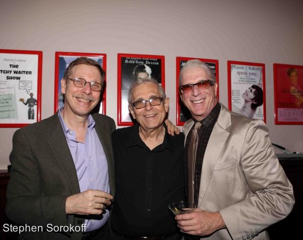 Barry Kleinbort, Richard Maltby Jr. , Ron Abel