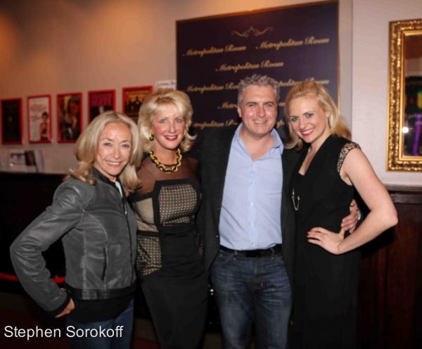 Eda Sorokoff, Jennifer Swindal, Gordon Livingstone, Haley Swindal