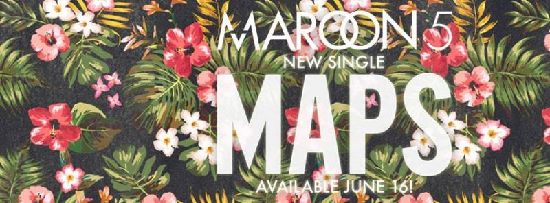 MAROON 5 Release First Single Off New Album 'V'