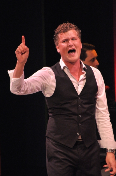 Photo Coverage: Andy Mientus, Max von Essen & More Celebrate York Theatre Company's NEO 10