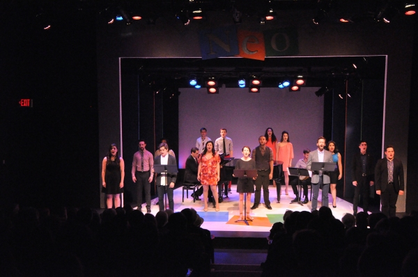 Photo Coverage: Andy Mientus, Max von Essen & More Celebrate York Theatre Company's NEO 10