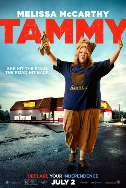 Photo Flash: Melissa McCarthy Featured in Three New Posters for TAMMY