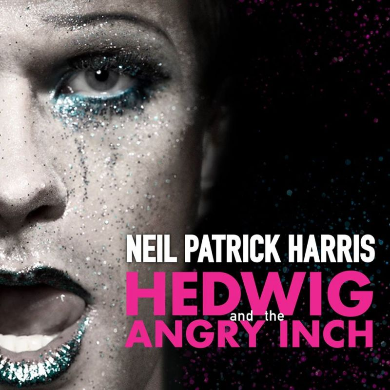 HEDWIG & THE ANGRY INCH Original Broadway Cast Recording Hits the Shelves Today