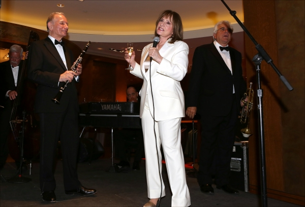 Exclusive Photo Coverage: Scott Wittman, Patti LuPone & More Salute the Tony Awards at Paul Stuart!
