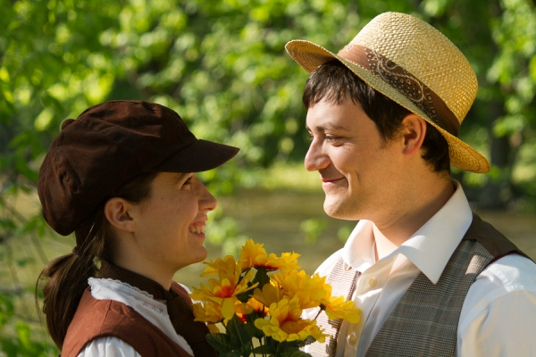 Photo Flash: Sneak Peek at Spectralia Theatre's TWO GENTLEMEN OF VERONA, Beg. Tonight