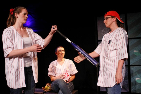 Photo Flash: First Look at BroadHollow Theatre's MONTHS ON END