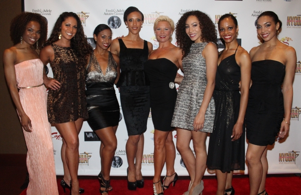 Photos: On the Red Carpet at the 2014 Astaire Awards!