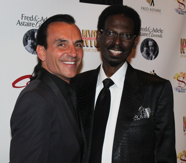 Joe Lanteri and Michael-Demby Cain Photo