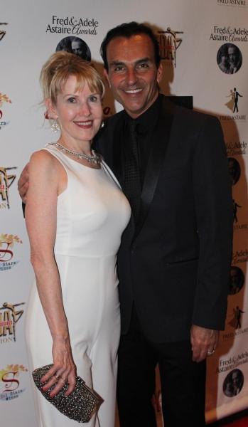 Patricia Wilcox and Joe Lanteri