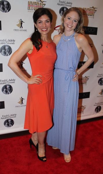 Dara Adler and Deanna Doyle